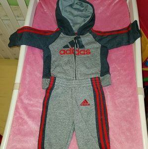 Adidas infant set